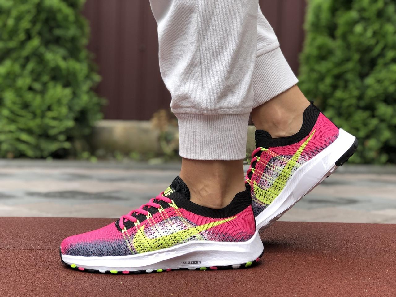 Жіночі кросівки Nike Zoom (рожеві) 9592