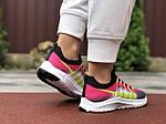 Жіночі кросівки Nike Zoom (рожеві) 9592, фото 2