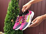 Жіночі кросівки Nike Zoom (рожеві) 9592, фото 3