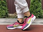 Жіночі кросівки Nike Zoom (рожеві) 9592, фото 4