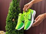 Женские кроссовки Nike Zoom (салатовые) 9595, фото 4
