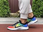 Женские кроссовки Nike Zoom (разноцветные) 9598, фото 4