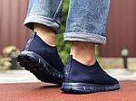 Чоловічі кросівки Nike Free Run 3.0 (темно-сині) 9603, фото 2