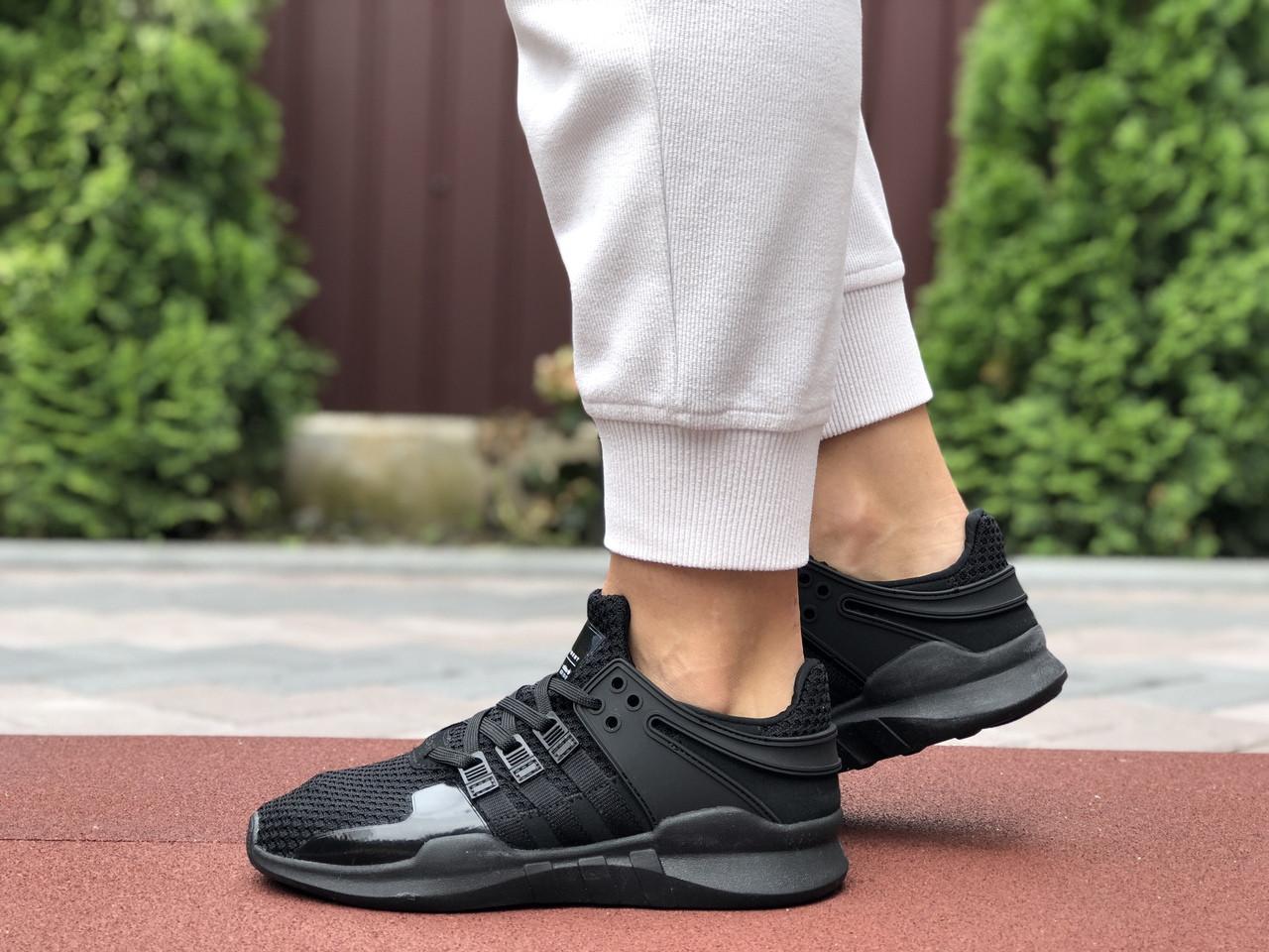 Жіночі кросівки Adidas Equipment (чорні) 9611