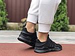 Жіночі кросівки Adidas Equipment (чорні) 9611, фото 4