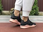 Женские кроссовки Adidas Equipment (серо-черные) 9612, фото 3