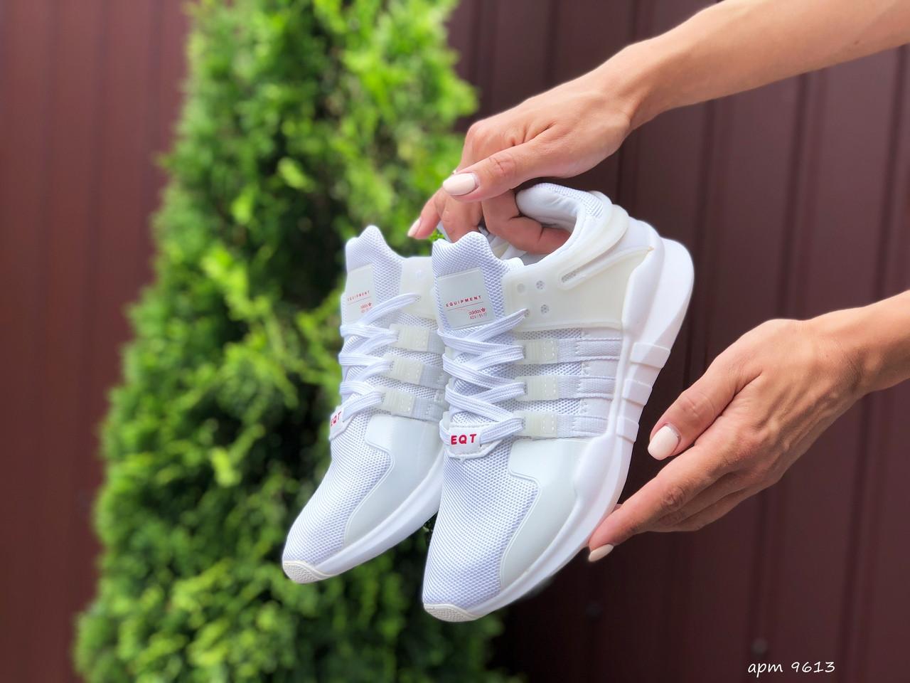 Жіночі кросівки Adidas Equipment (білі) 9613