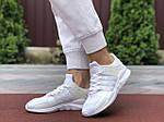 Жіночі кросівки Adidas Equipment (білі) 9613, фото 4