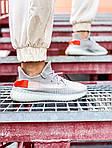 Мужские кроссовки Adidas Yeezy Boost 350 V2 'Tail Light' 2770 - Унисекс, фото 5