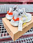Мужские кроссовки Adidas Yeezy Boost 350 V2 'Tail Light' 2770 - Унисекс, фото 7