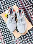 Мужские кроссовки Adidas Yeezy Boost 350 V2 'Tail Light' 2770 - Унисекс, фото 8