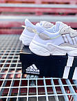 Жіночі кросівки Adidas OZWEEGO (білі) 2101, фото 3