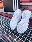 Жіночі кросівки Adidas OZWEEGO (білі) 2101, фото 5