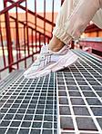 Жіночі кросівки Adidas OZWEEGO (білі) 2101, фото 6