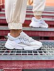 Жіночі кросівки Adidas OZWEEGO (білі) 2101, фото 10