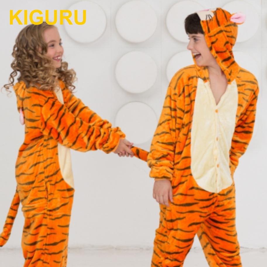 Пижама детская кигуруми дисней Тигра - KIGURU в Киеве
