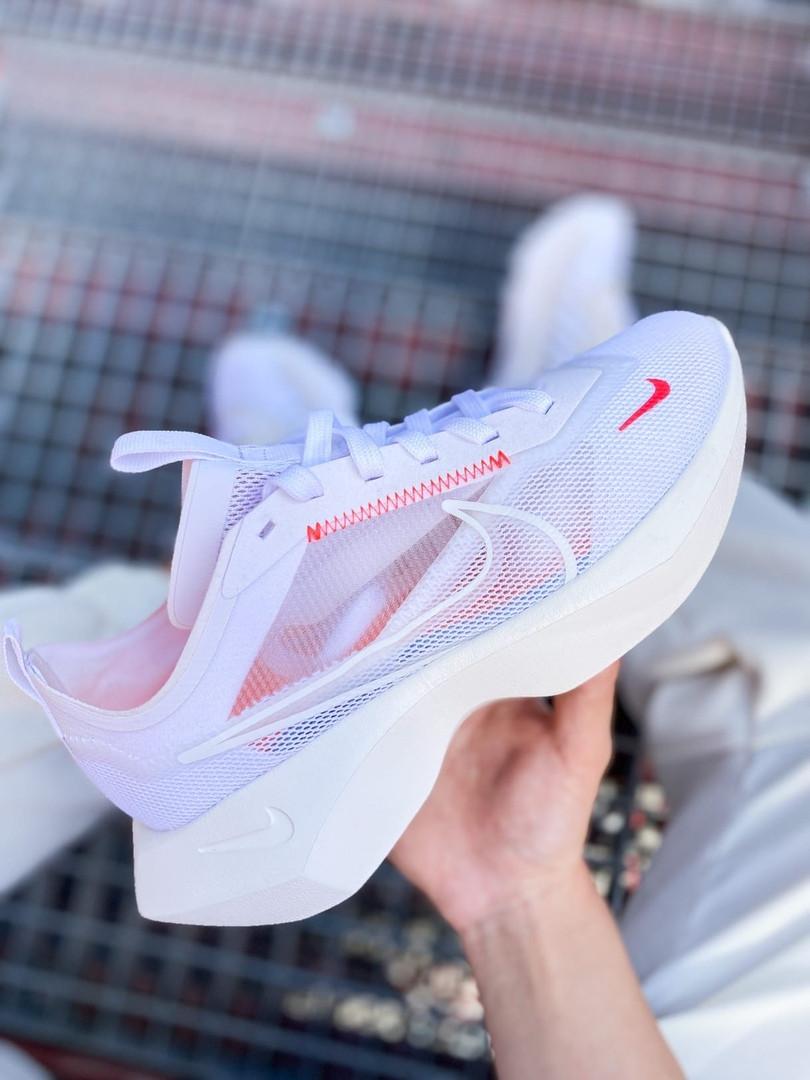 Жіночі кросівки Nike Vista Lite (біло-червоні) 2100