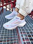 Жіночі кросівки Nike Vista Lite (біло-червоні) 2100, фото 4