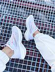 Жіночі кросівки Nike Vista Lite (біло-червоні) 2100, фото 7