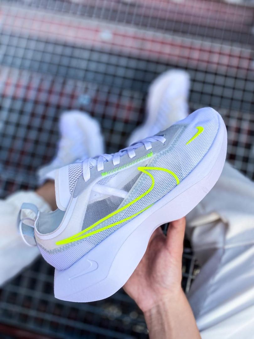 Жіночі кросівки Nike Vista Lite (біло-зелені) 2200