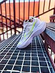 Жіночі кросівки Nike Vista Lite (біло-зелені) 2200, фото 3