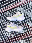 Жіночі кросівки Nike Vista Lite (біло-зелені) 2200, фото 4