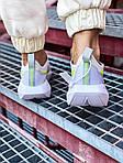Жіночі кросівки Nike Vista Lite (біло-зелені) 2200, фото 7