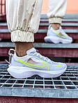 Жіночі кросівки Nike Vista Lite (біло-зелені) 2200, фото 8