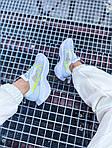 Жіночі кросівки Nike Vista Lite (біло-зелені) 2200, фото 10