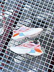 Жіночі кросівки Nike Vista Lite (сіро-червоні з білим) 2202, фото 7