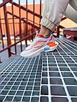 Жіночі кросівки Nike Vista Lite (сіро-червоні з білим) 2202, фото 9