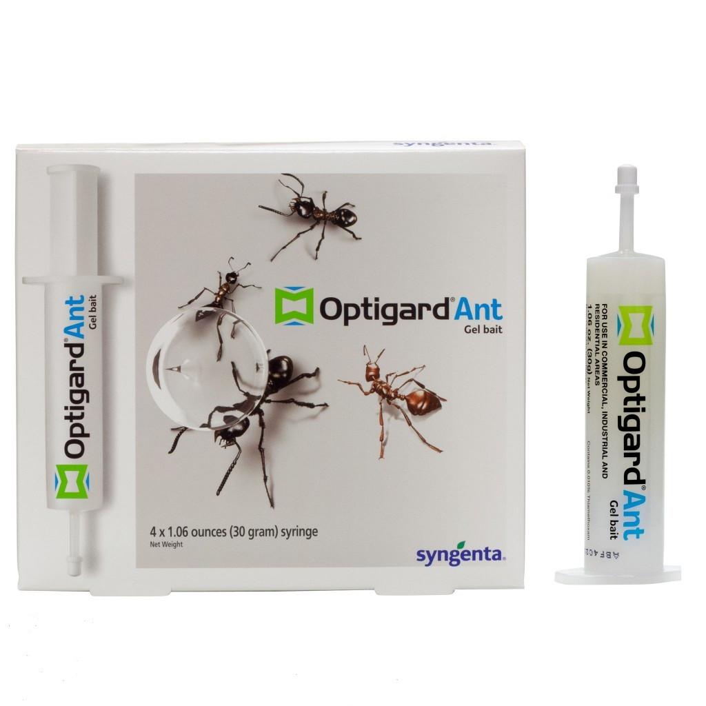 Профессиональное средство от муравьев Optigard Ant Gel bait USA