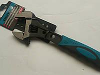 "Ключ разводной ""премиум"" BERG  Cr-V , 250 мм ,"