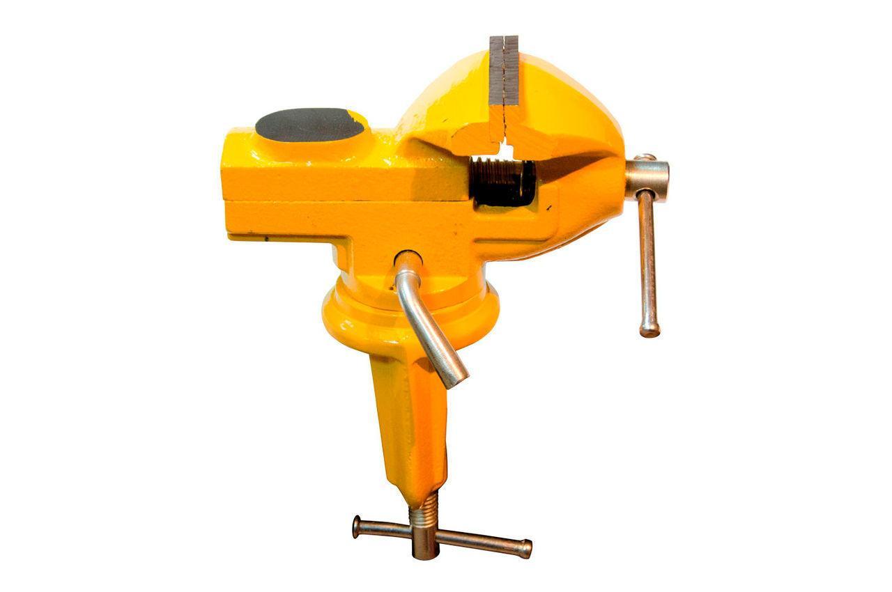 Тиски Mastertool - мини 60 мм
