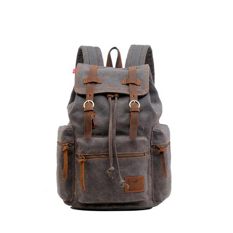Рюкзак Augur сірого кольору