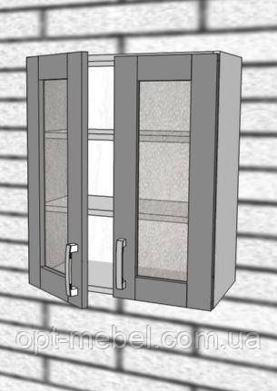 Верх витрина 600 ( ВВ10-600 ) / 800 (ВВ10- 800)  кухня Модерн Эверест