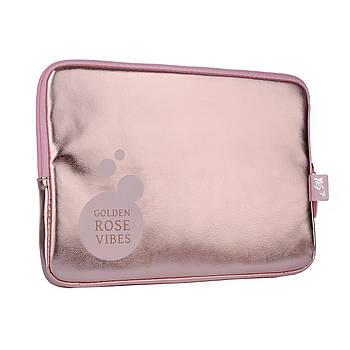 Чехол для планшета на молнии YES Rose Gold 20х28см Розовый (558572)