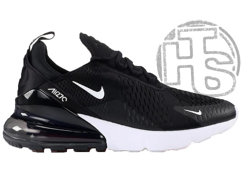 Жіночі кросівки Nike Air Max 270 Black White AH8050-002
