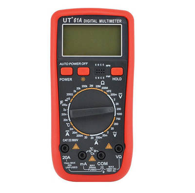 Мультиметр DT VC 61A 179868