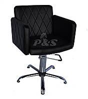 Парикмахерское кресло Валентио люкс на гидравлике