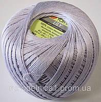 Пряжа Lily 50гр - 225м (0367 Сиреневый) YarnArt