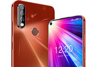 "Смартфон Oukitel C17 Pro Red 6.35"" 4/64Gb 3900mAh Тройная камера"