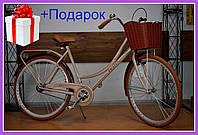 """Дорожный Велосипед Ardis 26"""" Verona кофейный стальная рама городские велосипеды"""