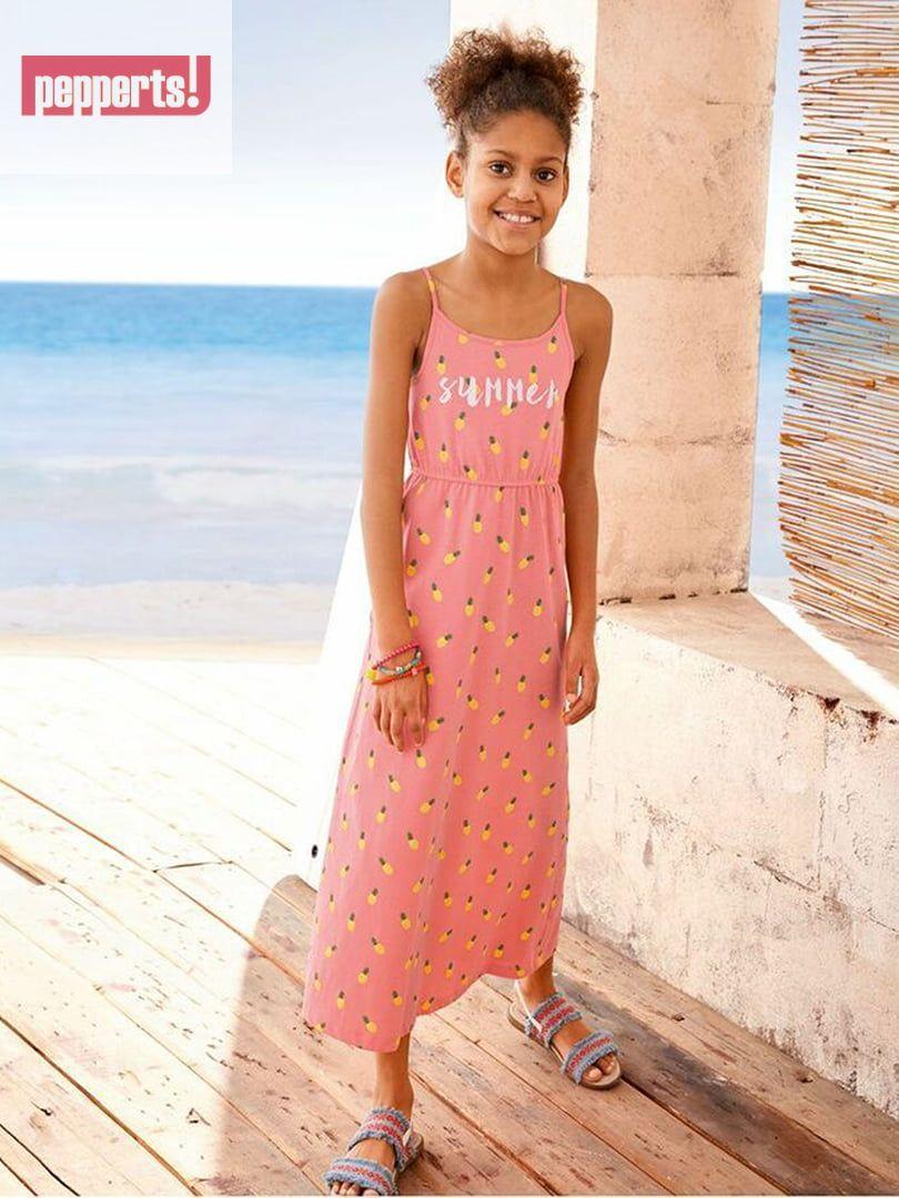 Летний сарафан платье Pepperts 12-14 лет, рост 158-164