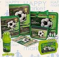 Набор школьный подарок первокласснику Kidis 7 предметов Мяч 5-6