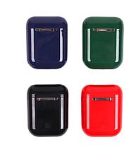 Беспроводные наушники i20xs TWS цветные, сенсорные наушники Bluetooth, белые наушники беспроводные, фото 2