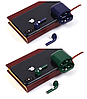 Беспроводные наушники i20xs TWS цветные, сенсорные наушники Bluetooth, белые наушники беспроводные, фото 4