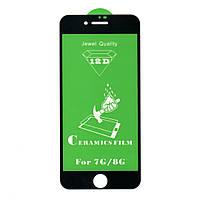 Керамическая защитная пленка для Apple iPhone 8