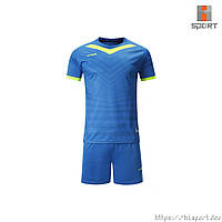 Футбольная форма Europaw 026 сине-салатовая, фото 1