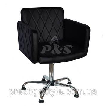 Парикмахерское кресло Валентио люкс на пневматике